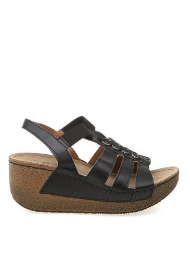 Jump Sandalet Siyah